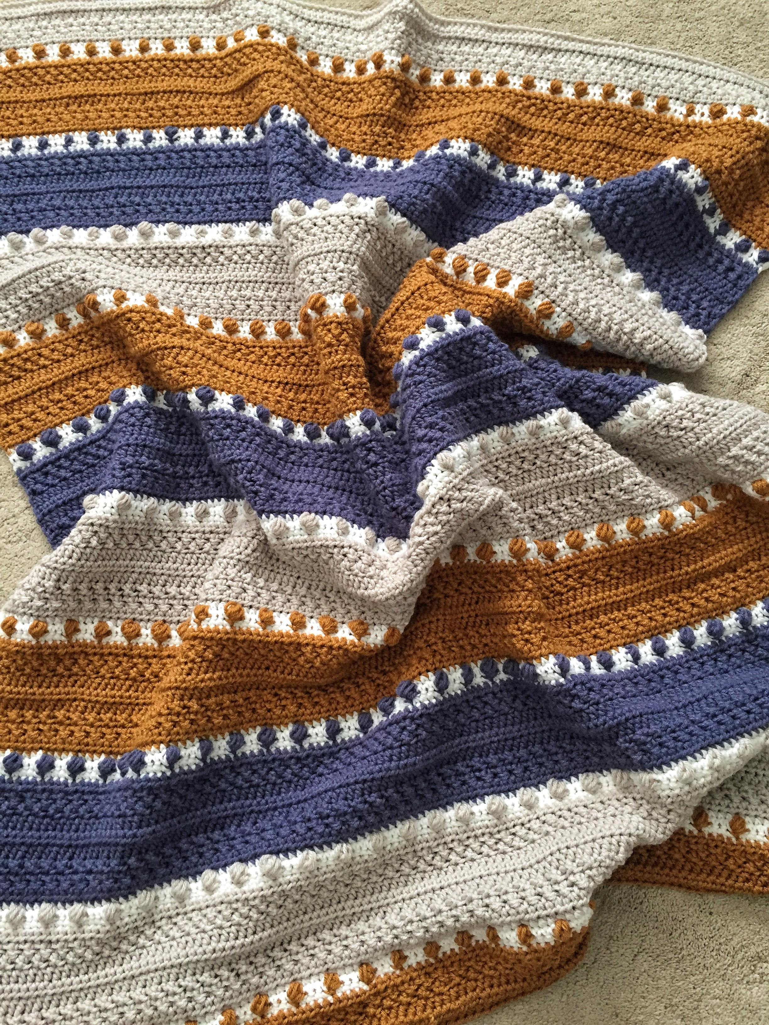 Crochet Pattern - For the Love of Texture Afghan. Crochet Heirloom Blanket. Crochet Stitches. Crochet Texture. Crochet Blanket Pattern.
